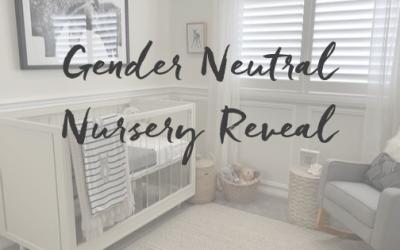 Nursery Styling
