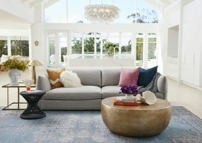 Plush Sofas