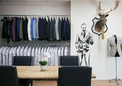Bespoke Corner Tailors